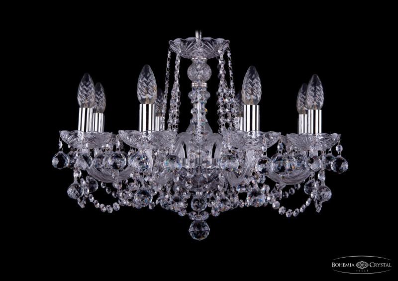 Bohemia Ivele Crystal 1402/8/195/Ni/Balls bohemia ivele crystal 1402 8 195 ni leafs