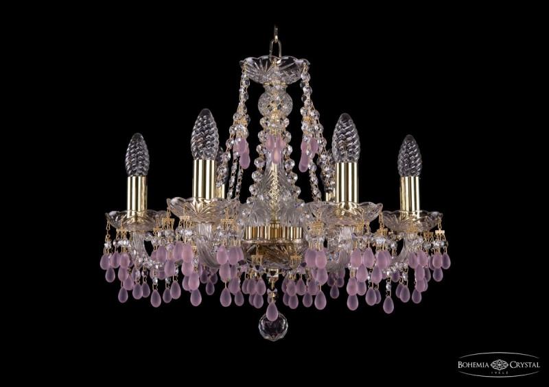 Bohemia Ivele Crystal 1410/6/160/G/V7010 люстра подвесная bohemia ivele 1410 1410 8 160 g v7010