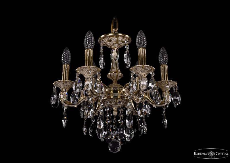 Фото Bohemia Ivele Crystal 1707/6/125/B/GI. Купить с доставкой