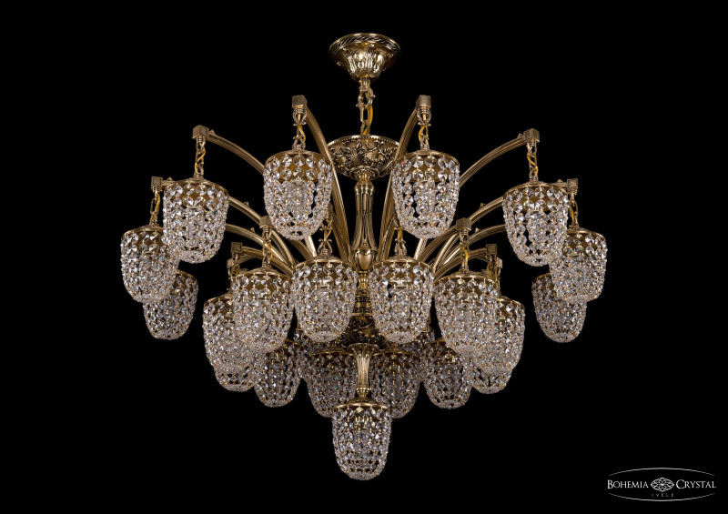 Bohemia Ivele Crystal 1772/24+1/342/GB