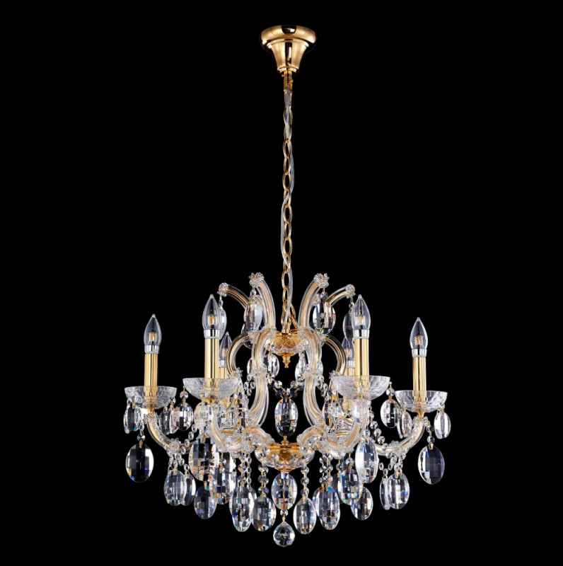 Crystal Lux HOLLYWOOD SP6 GOLD