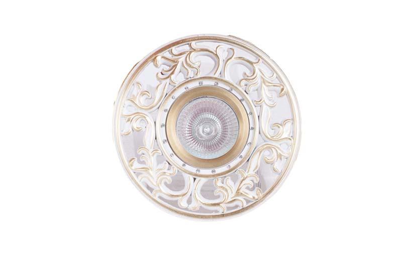 Фото Donolux N1565-White+copper. Купить с доставкой