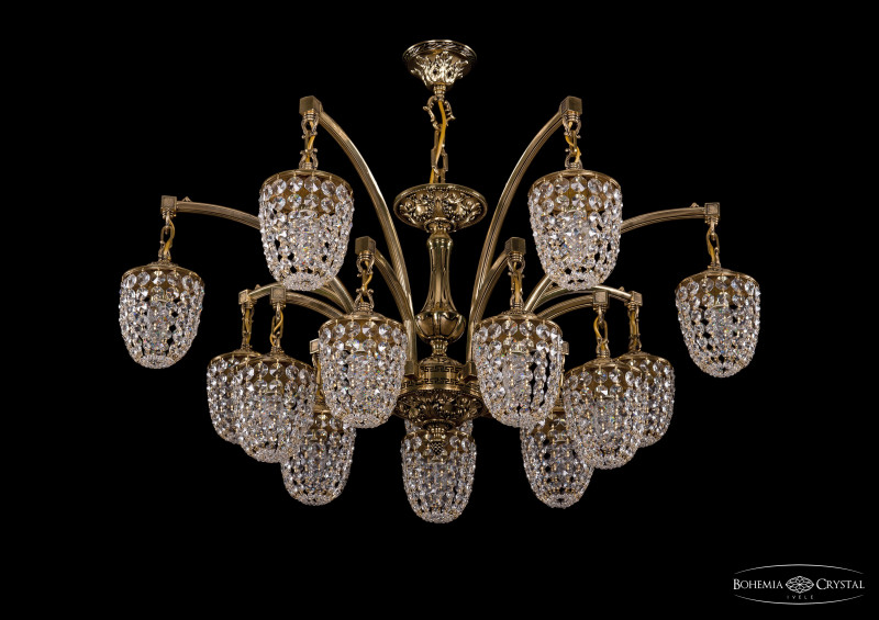 Bohemia Ivele Crystal 1772/14/342/GB