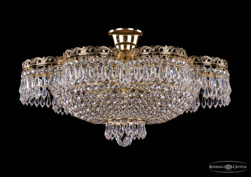 Bohemia Ivele Crystal 1930/55Z/G bohemia ivele crystal потолочная люстра bohemia ivele crystal 1930 55z g