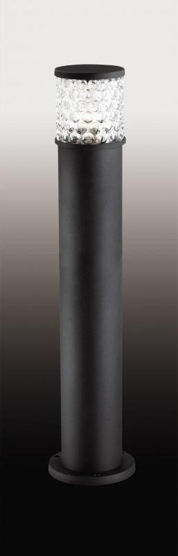 все цены на Odeon Light 2689/1A ODL15 923 черный Уличный светильник 120см IP44 E27 60W 220V PILAR