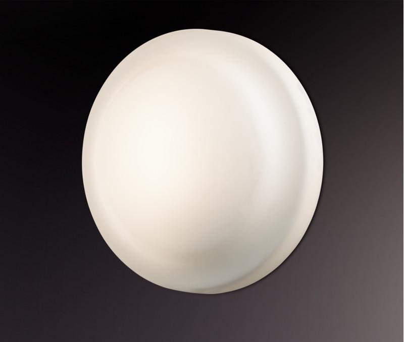 все цены на Odeon Light 2760/1C ODL15 869 белое стекло Н/п светильник IP44 E27 60W 220V TAVOY