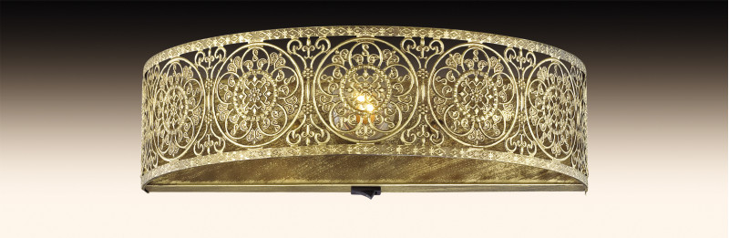 Odeon Light 2782/1W ODL15 161 бронзовый/стекло Бра с выкл E14 40W 220V ASTER светильник настенный odeon light 2743 2w odl15 787 e14 2 40w 220v lemo хром стекло