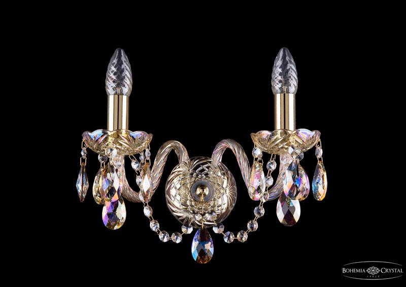 Bohemia Ivele Crystal 1400/2/G/M701 bohemia ivele crystal бра bohemia ivele crystal 1400 1 g m701