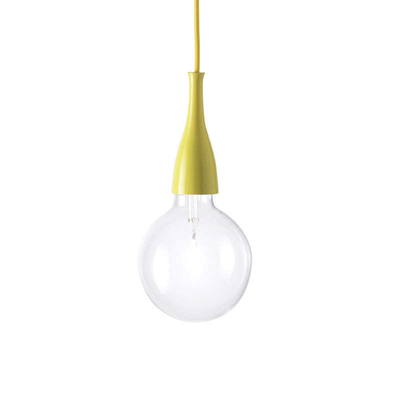 Ideal Lux MINIMAL SP1 GIALLO