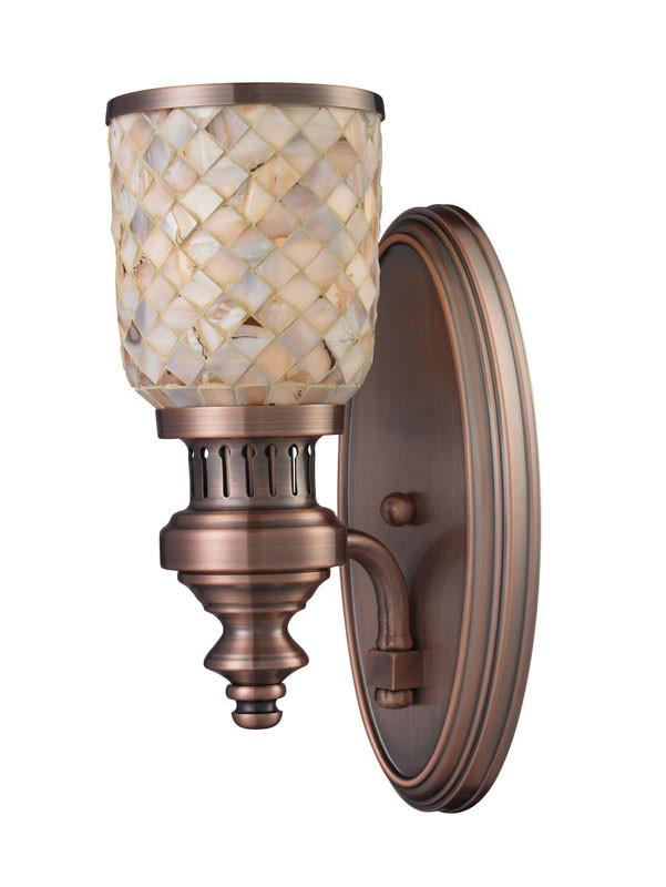 цена на N-Light 724-01-51AC Antique Copper