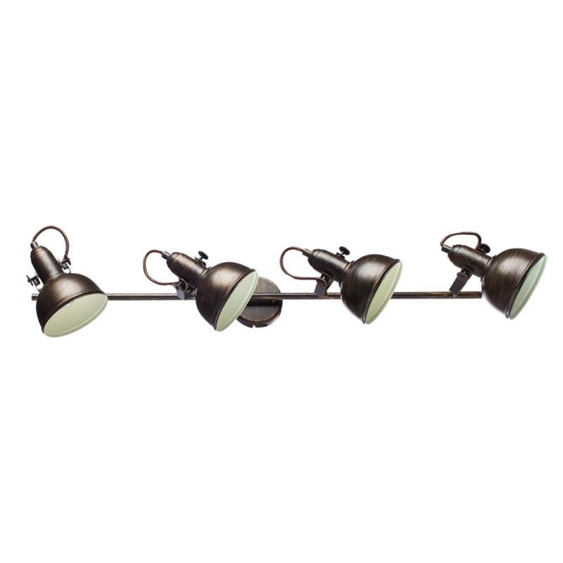 ARTE Lamp A5215PL-4BR спот arte lamp martin a5215pl 4br