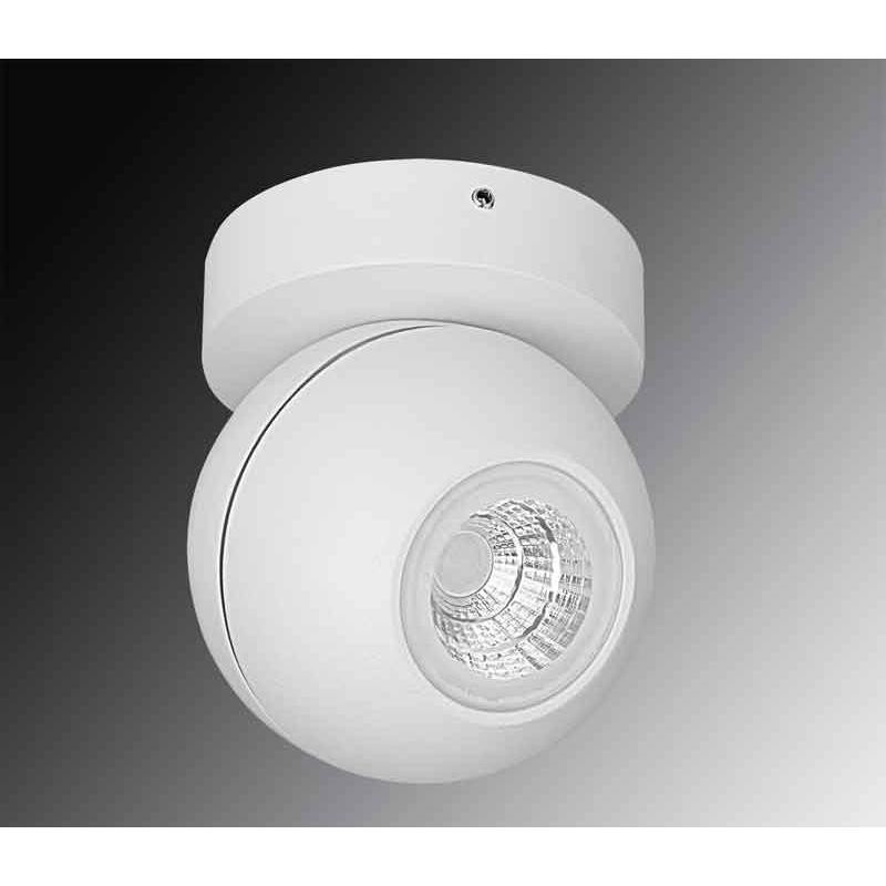 Lightstar 051006 Светильник GLOBO LED 8W 40G БЕЛЫЙ 3000K IP54, шт