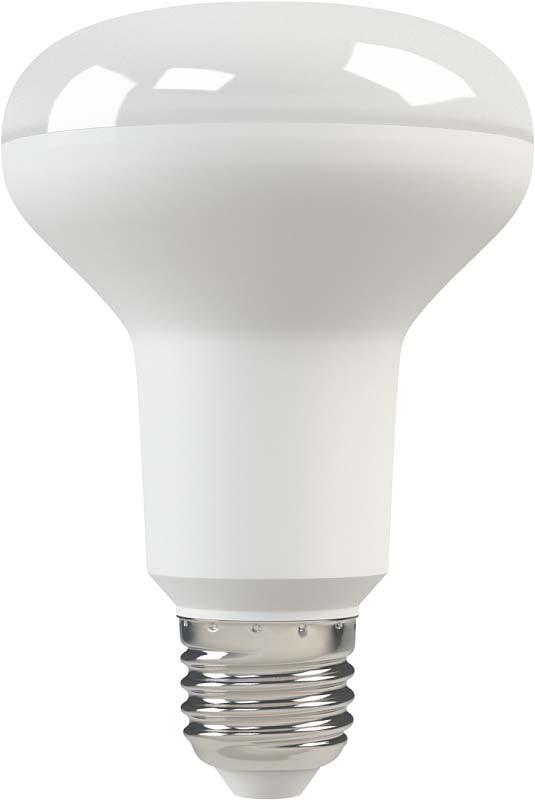 X-Flash Светодиодная лампа XF-E27-R80-P-10W-4000K-220V X-flash лампа светодиодная x flash xf e27 r90 p 12w 3000k 220v 10шт