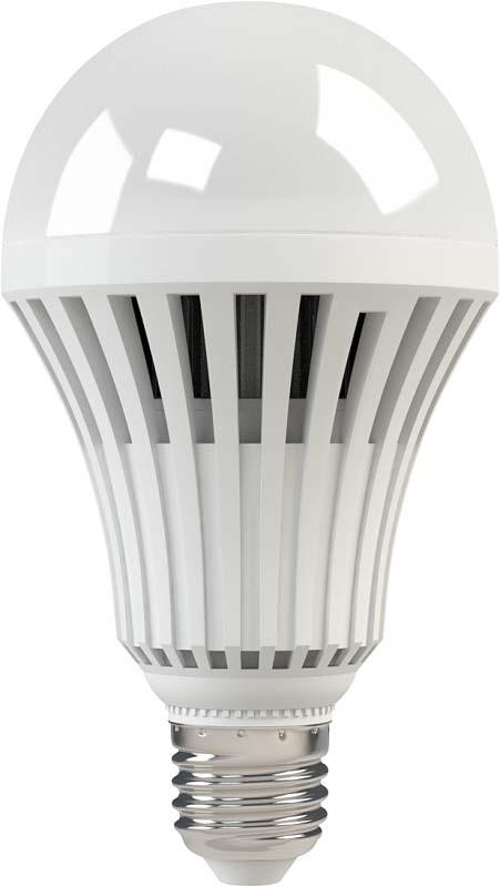 X-Flash Светодиодная диммируемая лампа XF-BGD-E27-16W-3000K-220V X-flash лампа светодиодная x flash xf e27 r90 p 12w 3000k 220v 10шт
