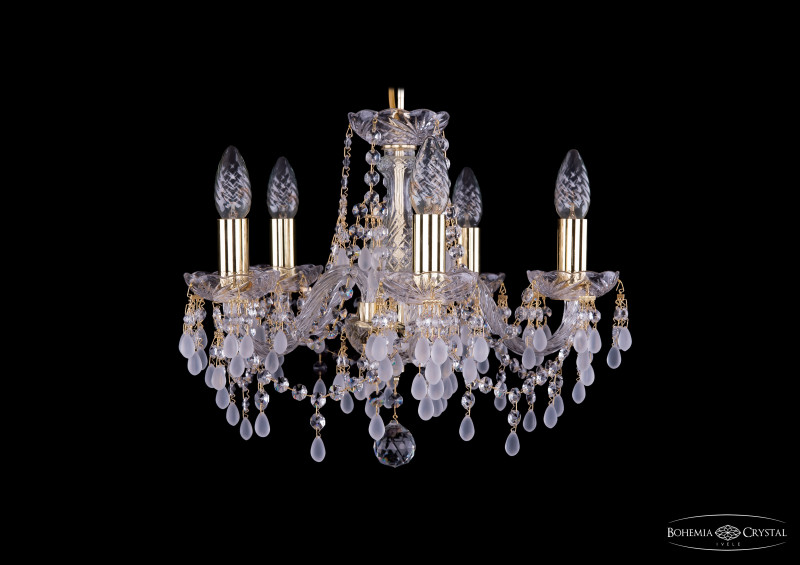 Фото Bohemia Ivele Crystal 1410/5/141/G/V0300. Купить с доставкой