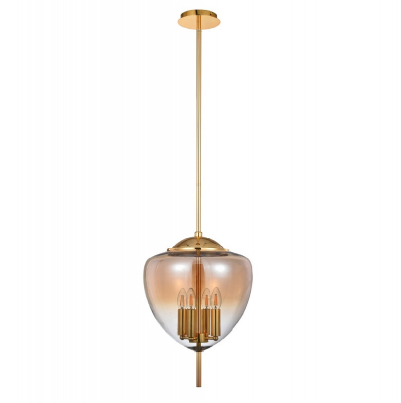Crystal Lux MILAGRO SP4 A GOLD