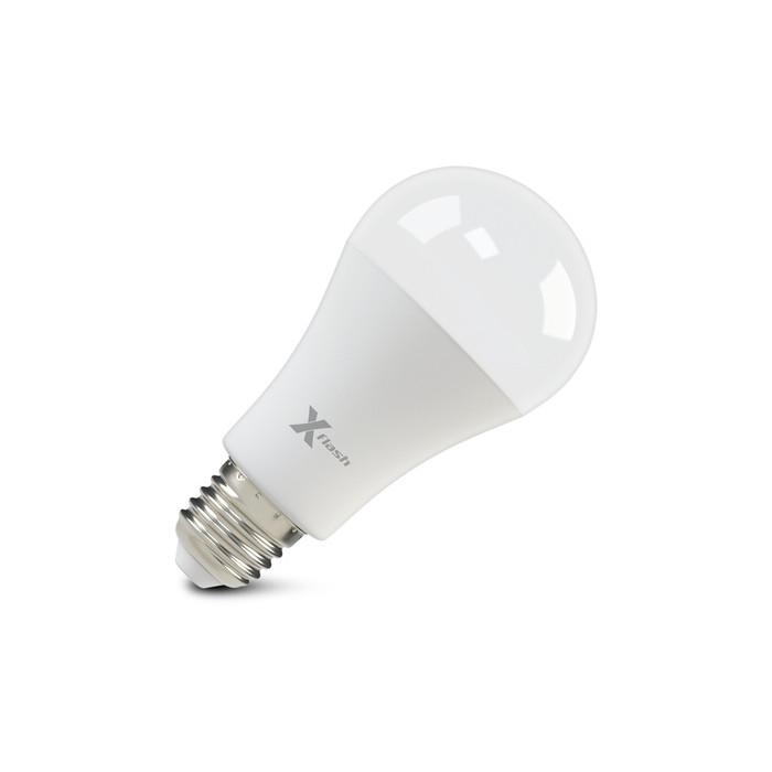 Фото X-Flash Светодиодная лампа X-flash XF-E27-A65-22W-3000K-230V (арт.47673). Купить с доставкой