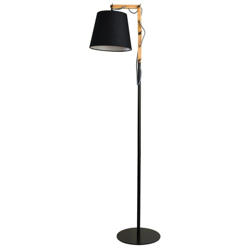 ARTE Lamp A5700PN-1BK a5700pn 1bk pinoccio торшер