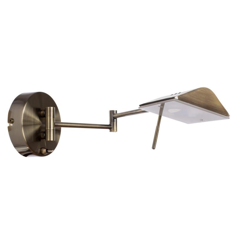 ARTE Lamp A5665AP-1AB бра a5665ap 1ab wizard arte lamp 1012727