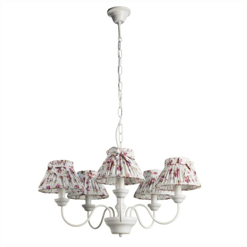 Фото ARTE Lamp A7020LM-5WH. Купить с доставкой