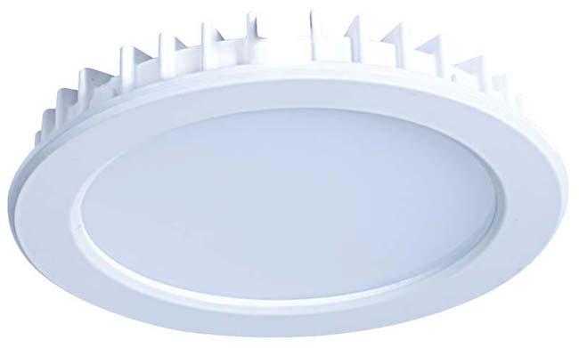 Donolux DL18452/3000-White R встраиваемый светильник donolux dl18452 3000 white r