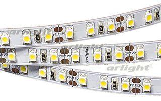 Arlight Лента RT 2-5000 12V White 2X (3528, 600 LED, LUX) arlight лента rt 2 5000 12v s cool 5mm 2x 3528 600led lux