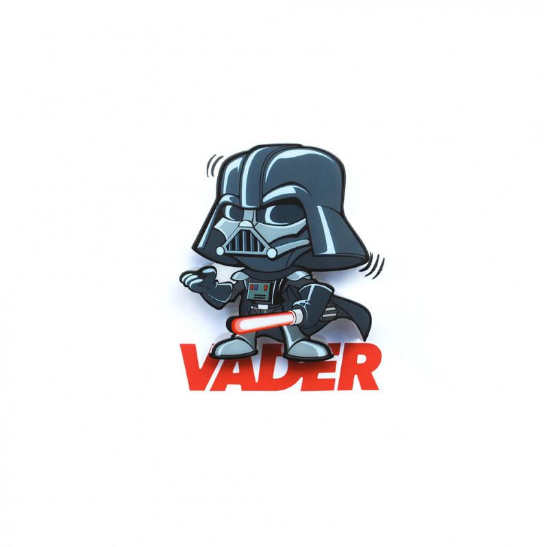 3DLIGHT Светильник ночник детский  StarWars (Звёздные Войны)-Darth Vader (Дарт Вейдер) светильник декоративный 3dlightfx sw darth vader saber 3d