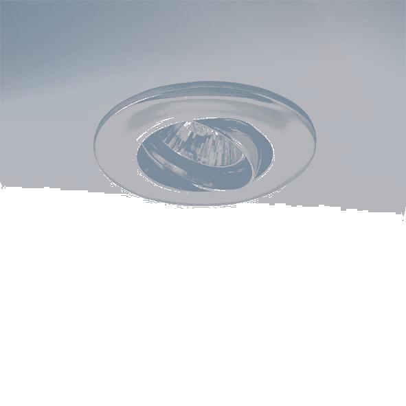 Lightstar 011054 Светильник LEGA LO ADJ MR11/HP11 ХРОМ, шт