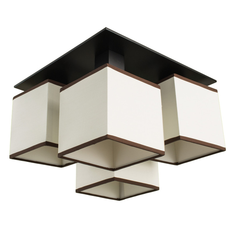 ARTE Lamp A4402PL-4BK накладной светильник arte lamp quadro a4402pl 4bk