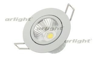 Фото Arlight Светодиодный светильник CL-85CB-5W White. Купить с доставкой