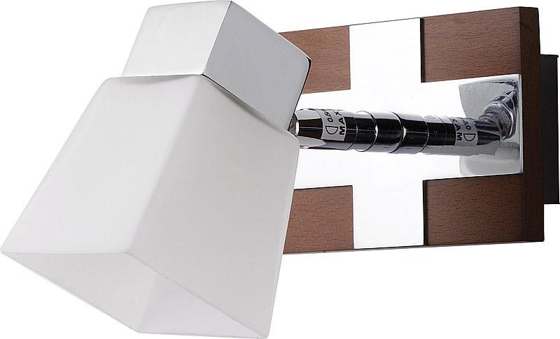 цена на N-Light 6200/1G9 chrome + brown wood