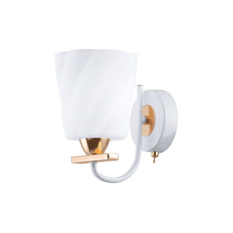 IDLamp 380/1A-Whitegold вам свет бра idlamp annelisa 380 1a whitegold