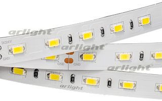 Arlight Лента 5 метров ULTRA-5000 24V Warm 2xH (5630, 300 LED, LUX) лента arlight 015974