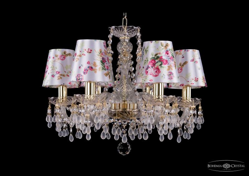 Bohemia Ivele Crystal 1410/6/160/G/V0300/SH28 подвесная люстра 1410 6 160 g v0300 sh28 bohemia ivele 1142601