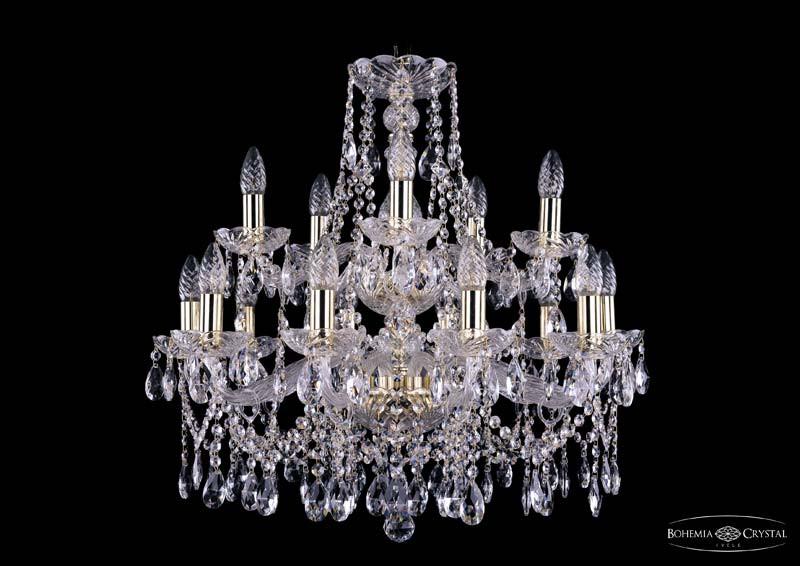 Фото Bohemia Ivele Crystal 1413/10+5/220-60/2d/G. Купить с доставкой