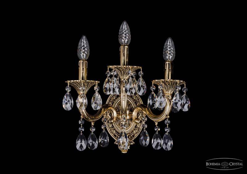 Фото Bohemia Ivele Crystal 1702B/3/175+110/A/GB. Купить с доставкой
