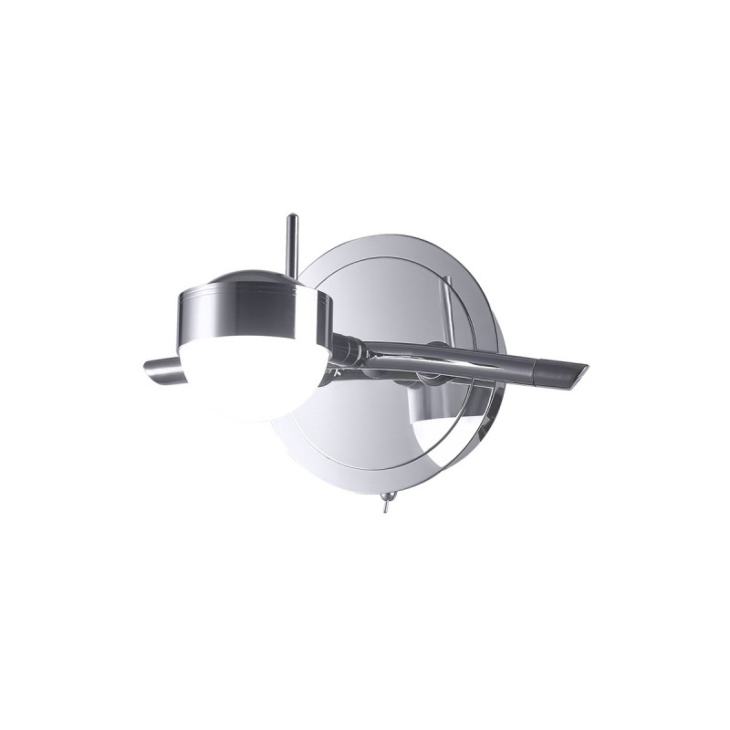 IDLamp 348/1A-Chrome спот idlamp savini 348 1a chrome