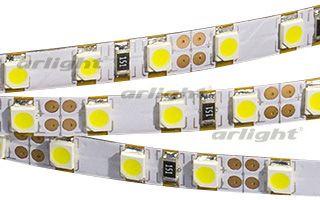 Arlight Лента 5 метров RT 2-5000 12V Warm2400 5mm 2x (3528, 600 LED, LUX) arlight лента rt 2 5000 24v s cool 5mm 2x 3528 600led lux