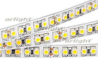 Arlight Лента 5 метров RT6-3528-180 24V Warm White 3x (900 LED)