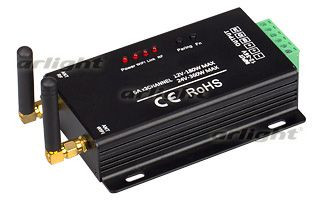 Arlight Контроллер VT-WIFI (12-24V, 180-360W) arlight контроллер sunlite slesa u8