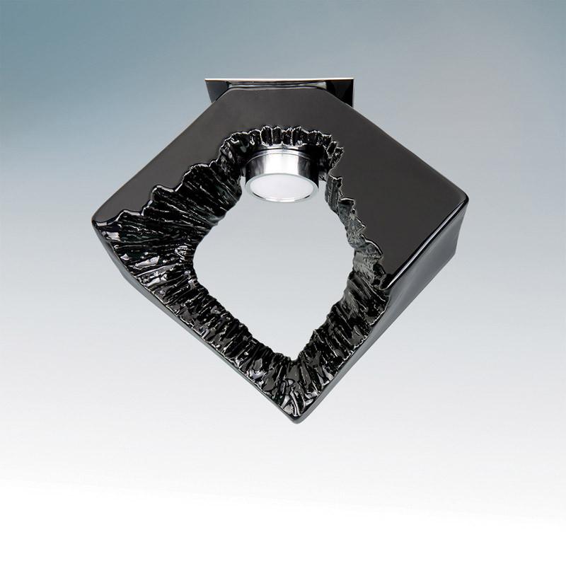 Lightstar 004627*** Светильник BELLE ARTI PICCOLO LED 3W 240LM ХРОМ/ЧЕРНЫЙ 4200К, шт