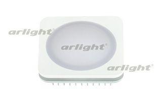 Arlight Светодиодная панель LTD-80x80SOL-5W White 6000K светодиодная лента 015997 arlight
