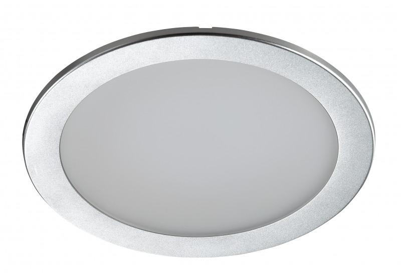 Novotech 357182 NT15 343 серый Встраиваемый светильник IP20 48LED 24W 220V LUNA игра хазарский набег 343