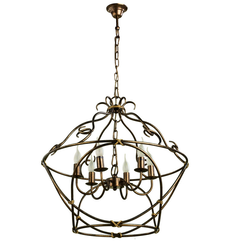 ARTE Lamp A8960SP-6GA arte lamp a8960sp 3ga