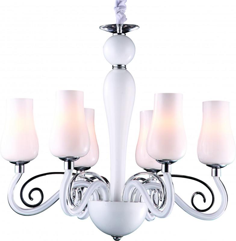 ARTE Lamp A8110LM-6WH подвесная люстра arte lamp biancaneve a8110lm 8wh