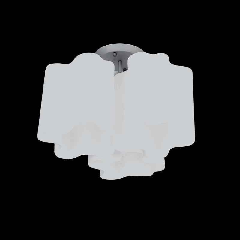 Lightstar 802030 (MC998-3A) Люстра NUBI 3х40W E27 ХРОМ/БЕЛЫЙ, шт 4pcs wbt 0152ag 99 998
