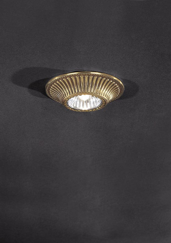 Reccagni Angelo SPOT 1078 ORO точечный светильник reccagni angelo spot 1078 oro