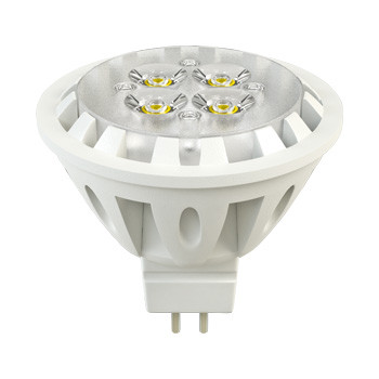 X-Flash Светодиодная лампа XF-SPL-L-GU5.3-6W-3000K-220V X-flash лампочка x flash spotlight mr16 xf spl l gu5 3 6w 3000k 12v желтый свет линза 43507