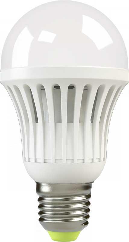 X-Flash Светодиодная лампа XF-BG-E27-7W-3000K-220V X-flash лампа светодиодная x flash xf e27 r90 p 12w 3000k 220v 10шт