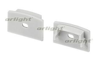 Arlight Заглушка ARH-LINE-1726 с отверстием заглушка желоба grand line универсальная коричневая металлическая